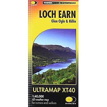 Loch Earn: Glen Ogle & Killin (Ultramap)
