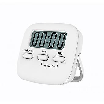 Stopwatches large magnetic lcd digital kitchen countdown timer stopwatch alarm with stand kitchen timer practical cooking alarm clock