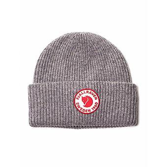 Fjallraven 1960 Logo Beanie Hat - Grey Heather