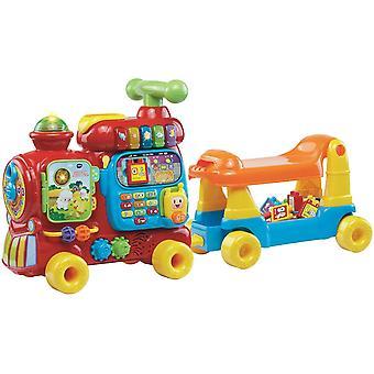 Toy trains train sets push ride alphabet train