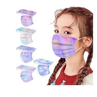 50pcs Child Kids Mask Disposable Face Mask