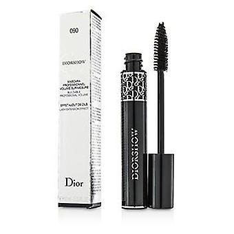Christian Dior Diorshow Buildable Volume Lash Extension Effect Mascara - # 090 Pro Black - 10ml/0.33oz