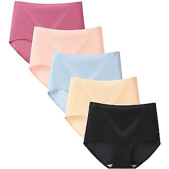 Women Knickers Briefs Soft Stretch Underwear, M