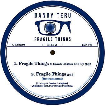 Dandy Teru - Fragile Things [Vinyl] USA import