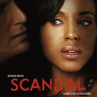 Various Artists - Songs From Scandal: Music for Gladiators [CD] USA import