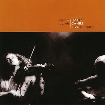 Hayes/Cahill - Live in Seattle [CD] USA import