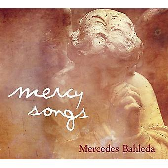 Mercedes Bahleda - Mercy Song [CD] USA import