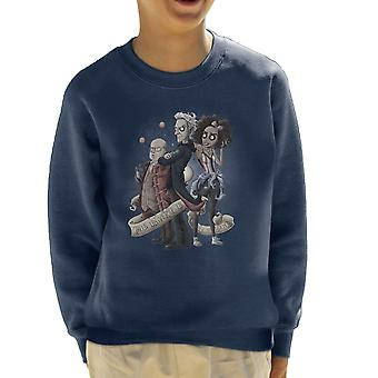 This Universe Is Under My Watch Doctor Who Kid's Sweatshirt