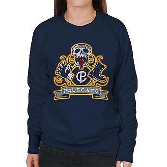 Polecats Full Throttle Women's Sweatshirt