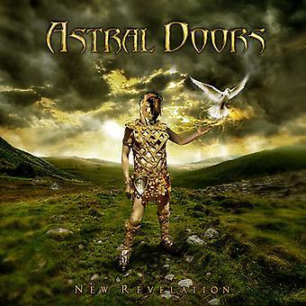 Astral Doors - New Revelation [CD] USA import