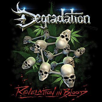 Degradation - Revelation in Blood [CD] USA import