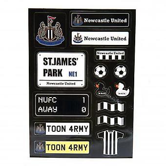 Newcastle United Sticker Set