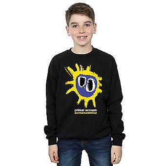 Primal Scream garçons Screamadelica Logo Sweatshirt