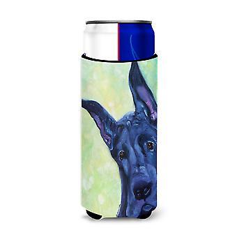 Dog niemiecki północy szczeniak Michelob Ultra napój izolator dla slim puszek