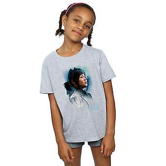 Star Wars Girls der letzten Jedi Rose Tico gebürstet T-Shirt