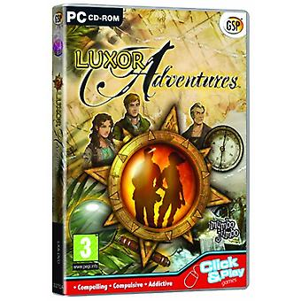 Luxor Adventures (PC CD) - As New