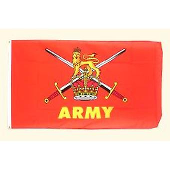 British Army Flag 5ft x 3ft With Eyelets For Hanging
