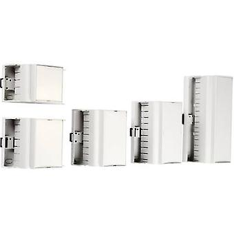 Weltron MR6/K CR RAL7035 ABS DIN rail casing 106 x 90 x 62 Acrylonitrile butadiene styrene Grey-white (RAL 7035) 1 pc(s)