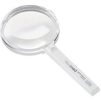 Eschenbach 261480 Handheld magnifier Magnification: 2.3 x Lens size: (Ø) 80 mm