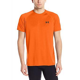 Under Armour Tech Shortsleeve Tee Herren Orange 1228539