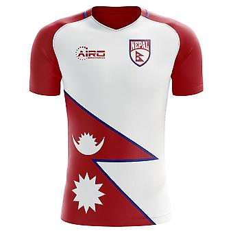 2018-2019 Nepal thuis Concept voetbalshirt