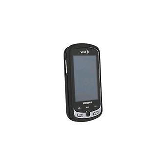 WirelessXGroup Rubberized Protective Shield for Samsung M900 - Black