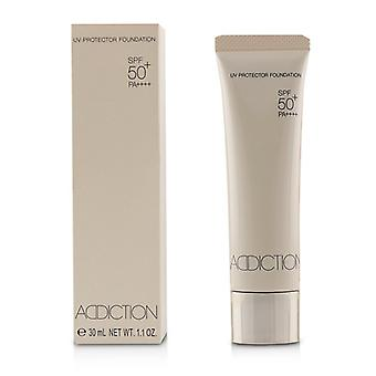 Addiction Uv Protector Foundation Spf 50 - # 007 (honey Beige) - 30ml/1.1oz