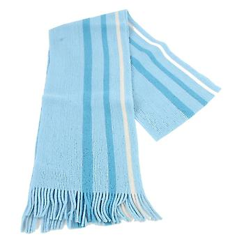 Bassin and Brown Penn Cashmere Scarf - Light Blue