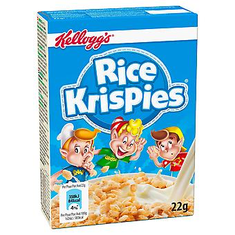 Kelloggs Rice Krispies Cereal Portion Packs