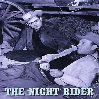 Johnny Cash - importación de USA de jinete de la noche [DVD]