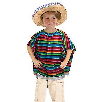 Мексиканские пончо