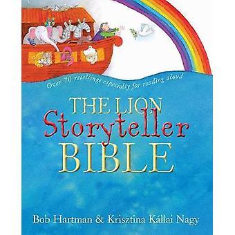 Lion sagoberättare Bibeln av Lion sagoberättare Bibeln - 9780745977