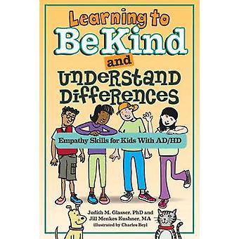 Leren te zijn soort en begrijpen verschillen - empathie vaardigheden voor Ki