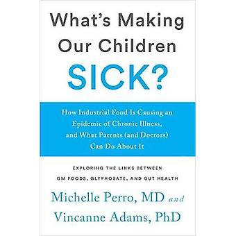 ما يجعل أطفالنا المرضى؟ --كيف تسبب الأغذية الصناعية ه