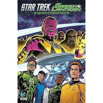 Star Trek/Green Lantern - Vol. 2 Stranger Worlds by Mike Johnson - 97