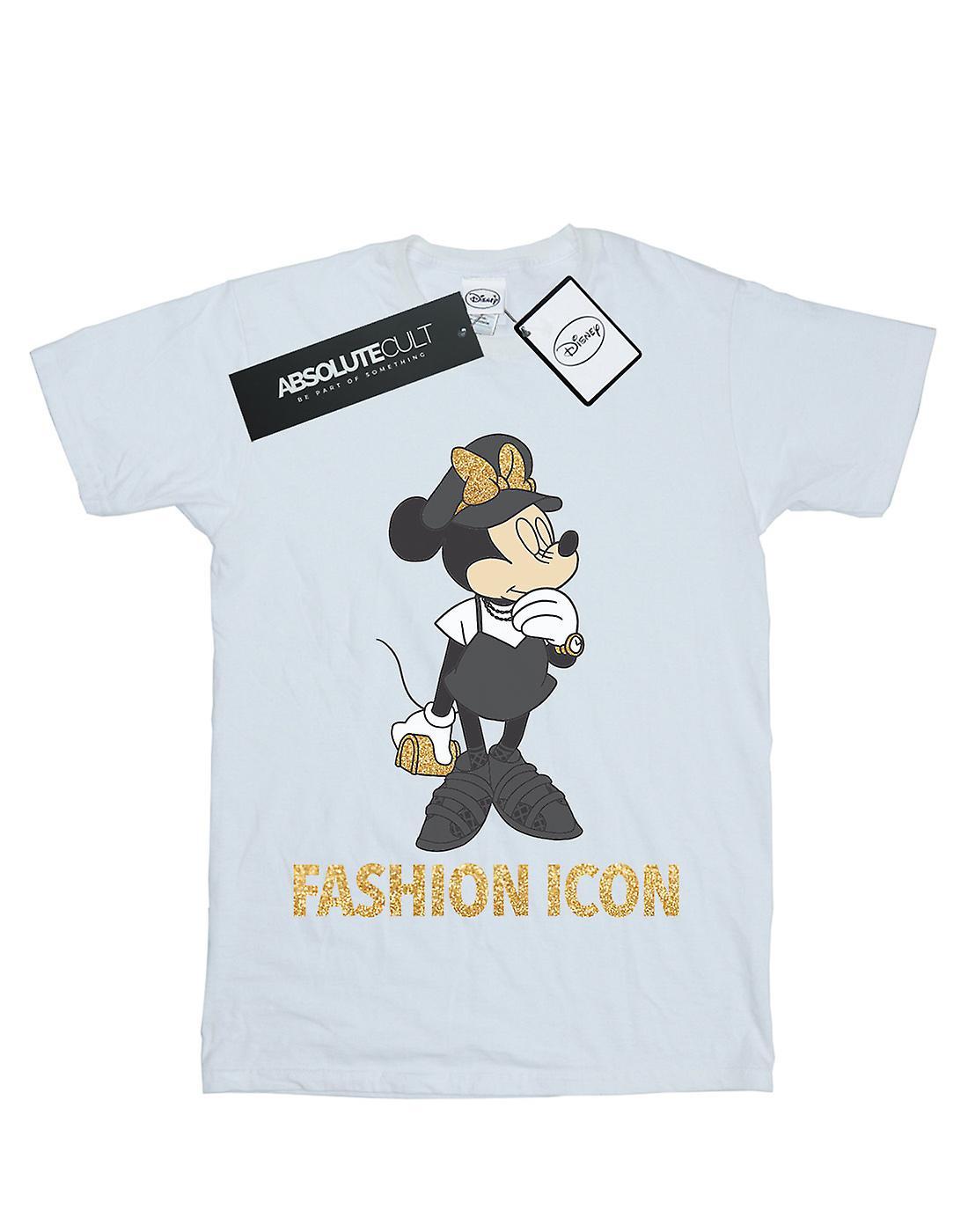 Disney Men's Minnie Mouse Fashion Icon T-Shirt