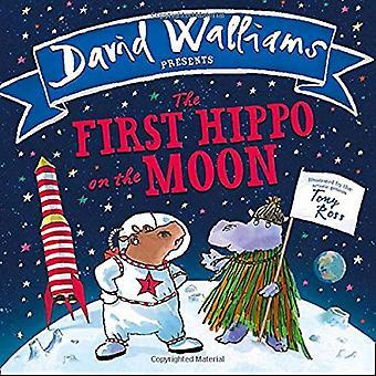 De eerste Hippo op de maan