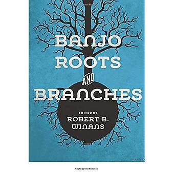 Banjo de raízes e galhos