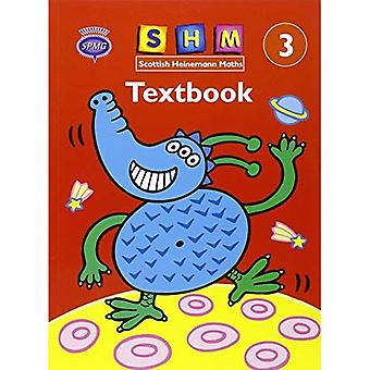 Skotska Heinemann matematik 3: lärobok