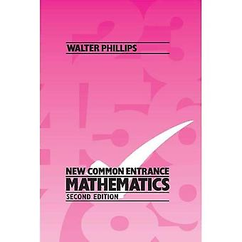 Nouvelle commune entrée mathématiques seconde édition