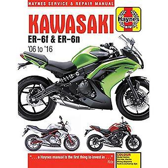 Kawasaki Er-6F & Er-6N
