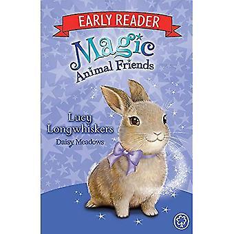 Magische dierenvrienden vroege Reader: Lucy Longwhiskers: boek 1 (magische dierenvrienden vroege Reader)