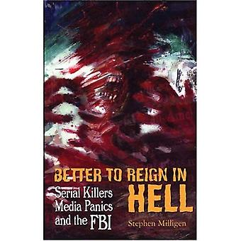 Better to Reign in Hell: Serial Killers, Media Panics and the FBI