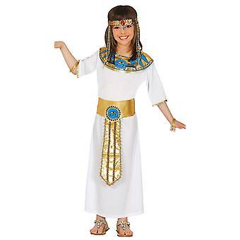 Flickor egyptiska Cleopatra Fancy Dress kostym