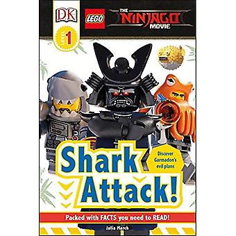 DK-Leser-L1: Der LEGO Ninjago(r) Film: Shark Attack! (DK Leser)