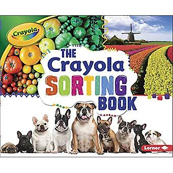 Den Crayola sortering bok (Crayola begrepp)