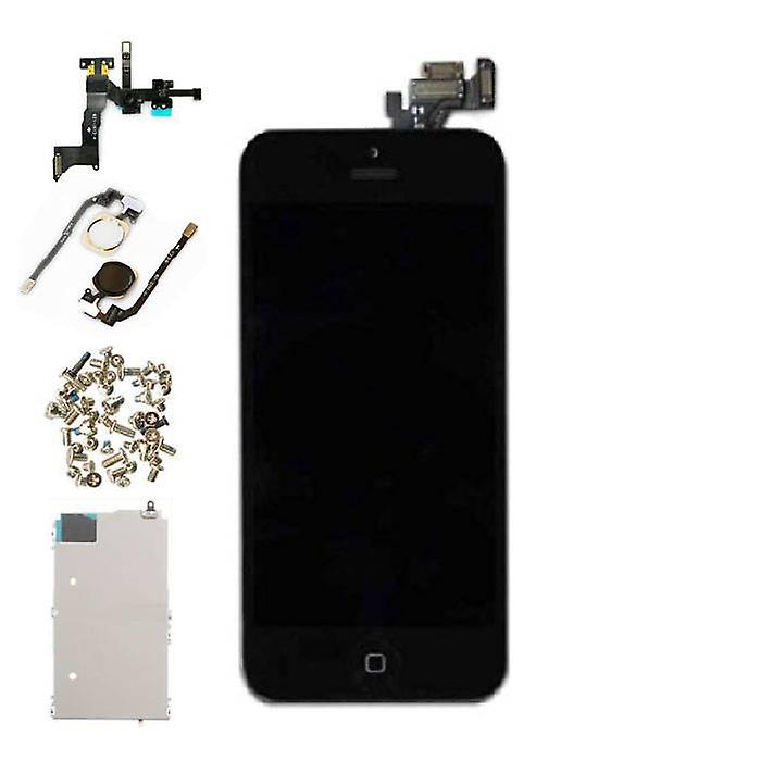 Stuff Certified® iPhone 5 Pre-assembled Screen (Touchscreen + LCD + Parts) AAA + Quality - Black + Tools