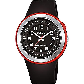 Lorus kvarts analog klocka Unisex silikon armbandsur R2303MX9