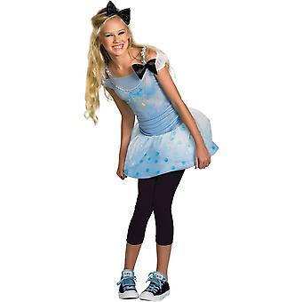 Čierna Popoluška Teen kostým