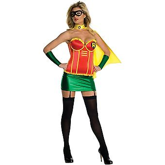 Sexy Robin Female Adult Costume